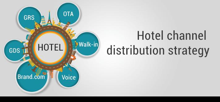 ช่องทางการขายห้องพักโรงแรม